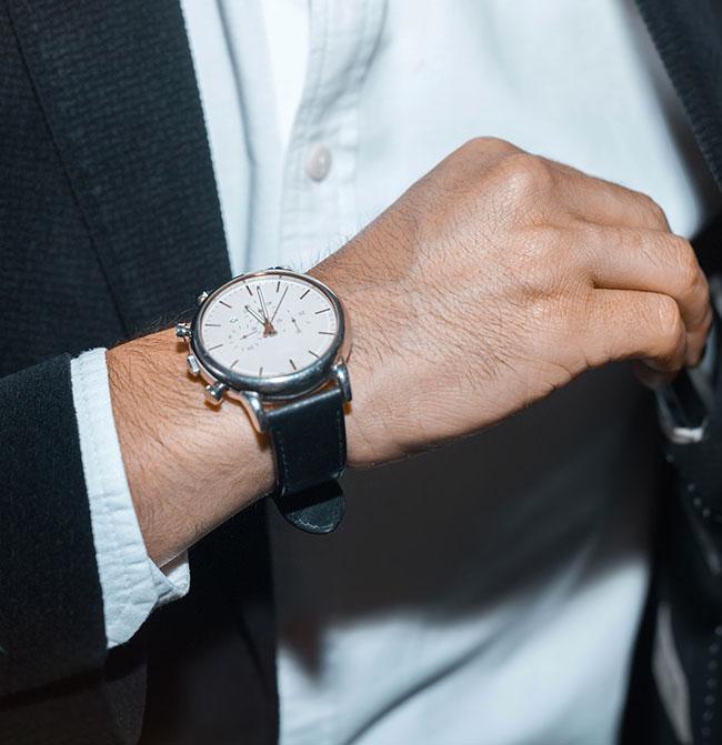 Les montres pour le style classique