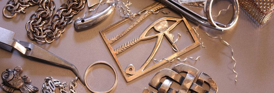 Bijoux templiers et égyptiens